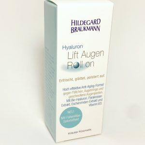 Verpackung (Karton) der Firma Hildegard Brauckmann